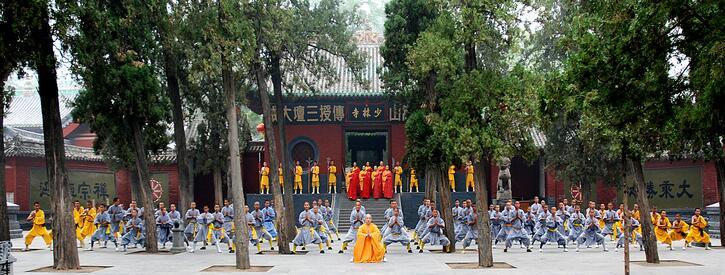 big shaolin temple
