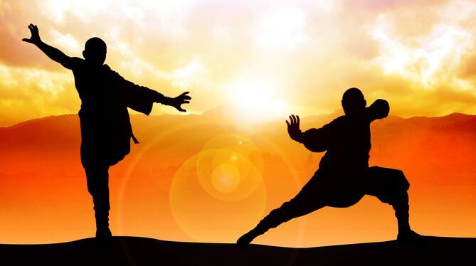 why like kung fu