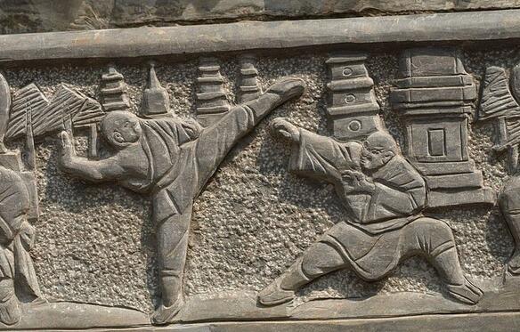 China Kung Fu history