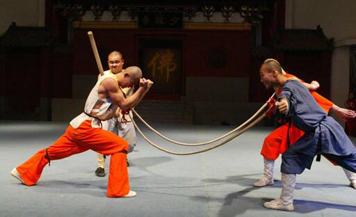 Qigong School in China