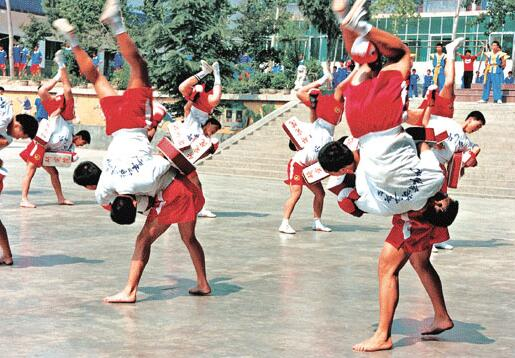 Reviews of Shaolin kung fu school in china