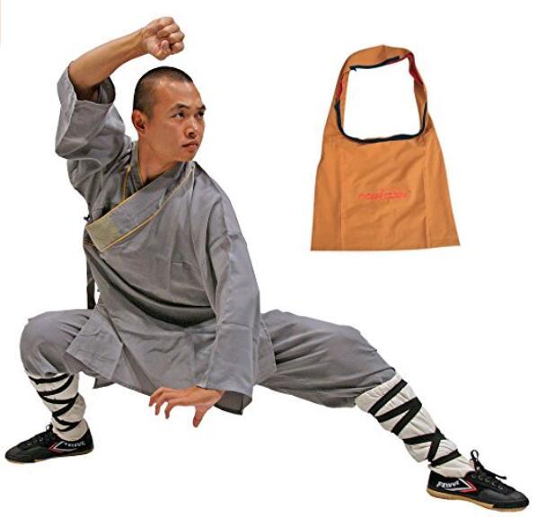 Shaolin Monk Shoes Black