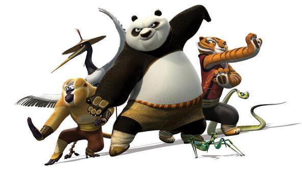 Wuxing quan 5 animal kung fu style
