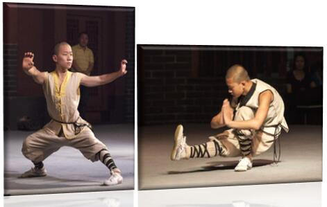 What is the Shaolin kung fu for kids